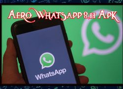 Aero Whatsapp 8.11 Apk