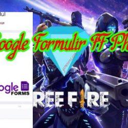 Google Formulir FF Phising