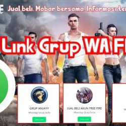 Link Grup WA FF