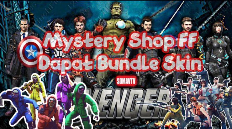 Mystery Shop FF Oktober 2020