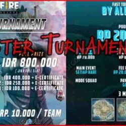 Poster Turnamen FF